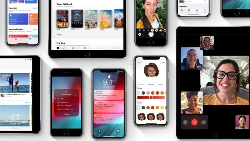 Cómo instalar iOS 12 desde cero