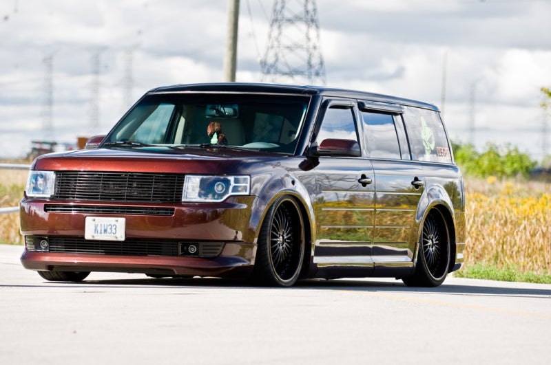 Lowered Ford Flex
