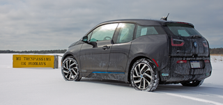Illustration for article titled Your Ridiculously Awesome BMW i3 Wallpaper Is Here