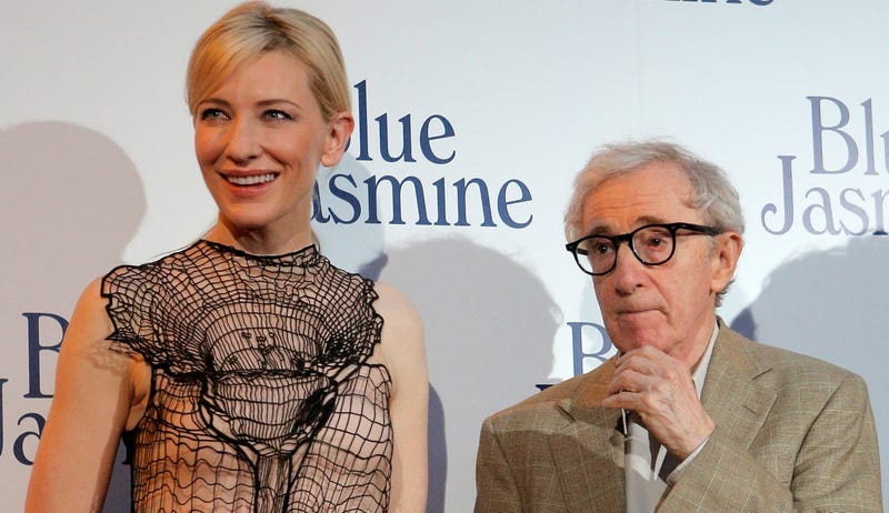 Illustration for article titled Cate Blanchett Says She Didn't Know About Allegations Against Woody Allen Before Working With Him on Blue Jasmine