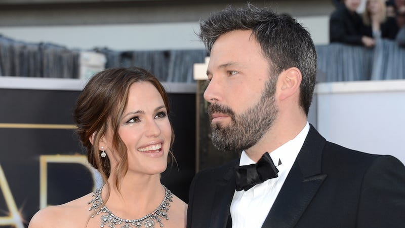Illustration for article titled Ben Affleck's SHOCKING Reply to Jennifer Garner's Nannygate Interview: 'Jen's Great'