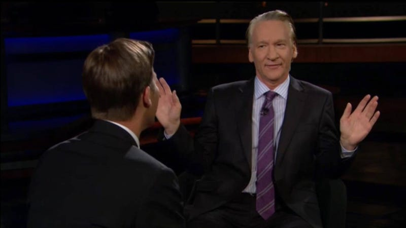 Pitts: Where did Maher get the idea he could say that word?