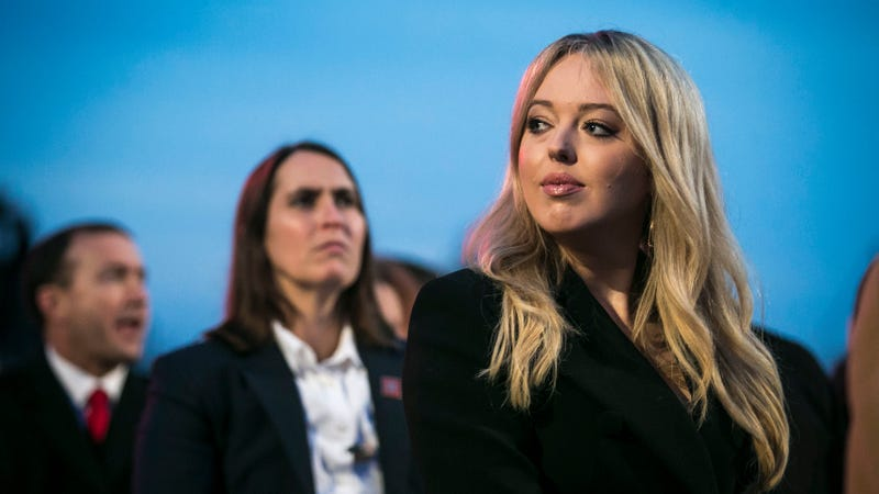 Illustration for article titled Tiffany Trump................Welcome to the Resistance