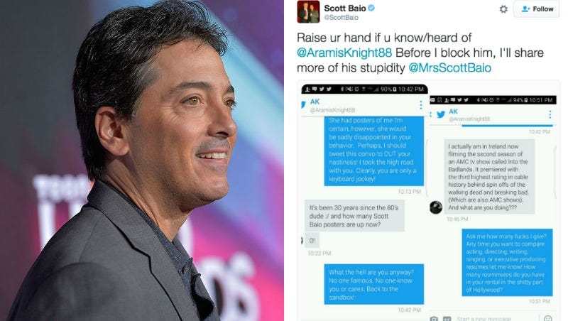 Illustration for article titled Donald Trump Had Better Appreciate Scott Baio for Feuding With Teens On His Behalf