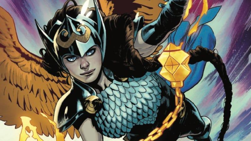 All images: Marvel Comics