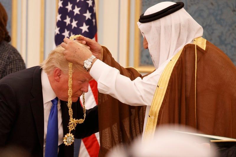 Wilbur Ross heartened by lack of protestors in Saudi Arabia
