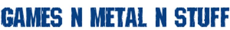 Games N Metal N Stuff logo