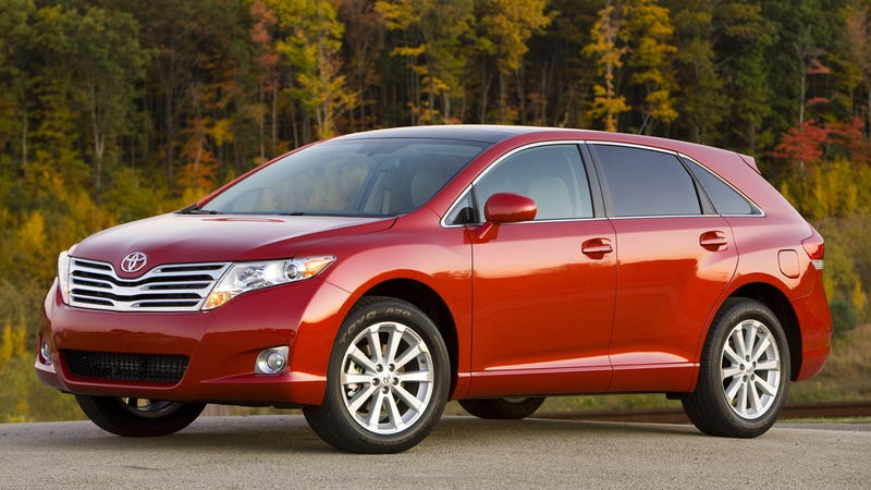 Illustration for article titled Call me crazy, but if/when I go back to multiple cars, I want a Toyota Venza
