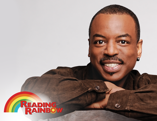 LeVar BurtonCourtesy of Reading Rainbow