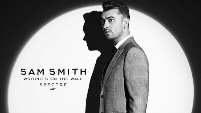 Illustration for article titled Sam Smith's James Bond theme has arrived