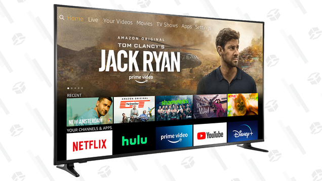 Get a 70  Insignia 4K TV for $500 and Watch Ted Lasso On It