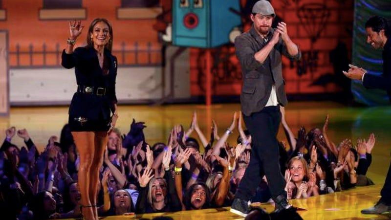 Jennifer Lopez and Channing Tatum