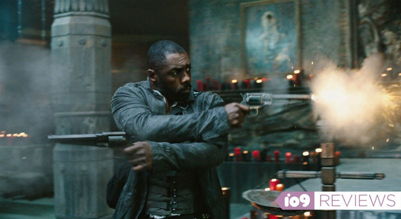 Idris Elba is The Gunslinger in The Dark Tower. All Images: Sony