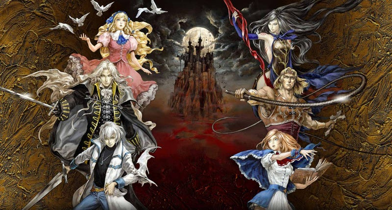Illustration for article titled The Next Castlevania Game Is Coming To Phones