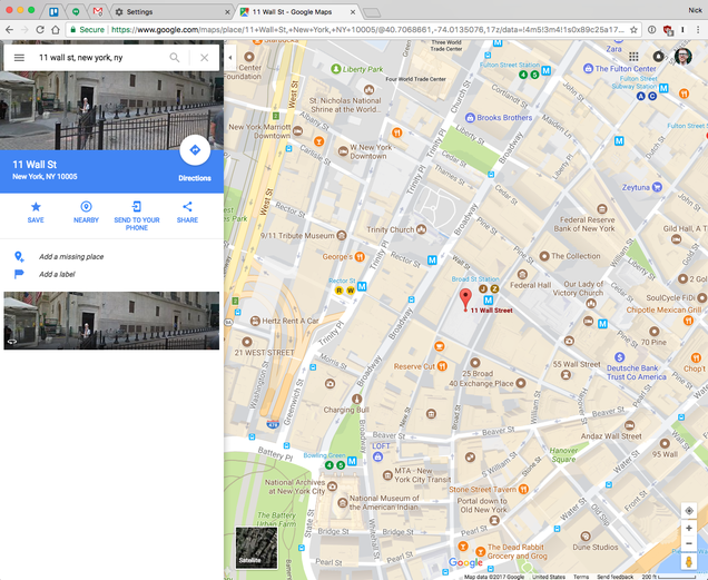 Map Anything From the Chrome Address Bar | Lifeer UK on