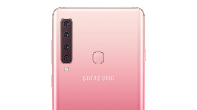 Illustration for article titled The Galaxy A9 Suggests Samsung Might Be Hooked on Multi-Cameras