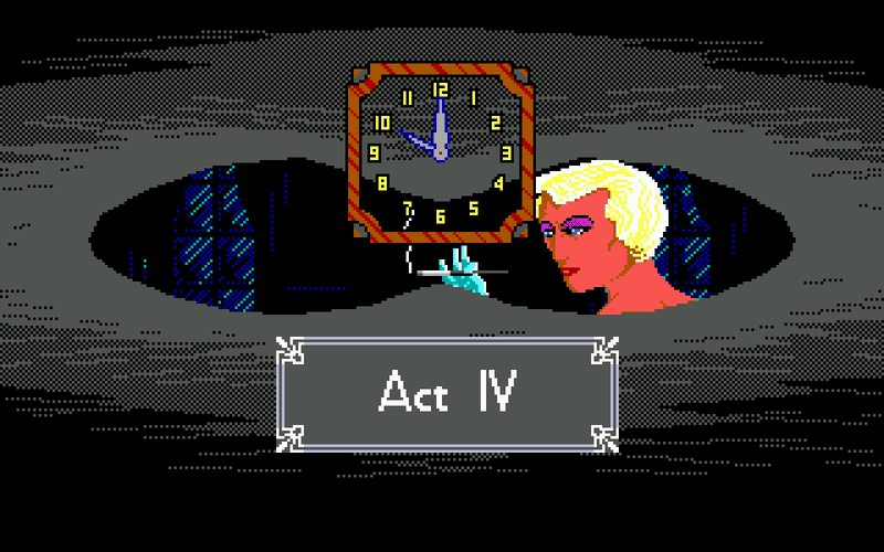 Screenshot: The Colonel's Bequest