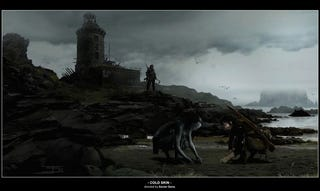 Illustration for article titled First Look at Cold Skin Concept Art