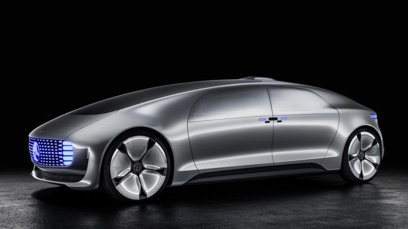 Illustration for article titled This Is Mercedes-Benz's Vision For The Ultimate Future Of Luxury