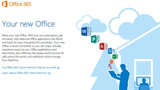Illustration for article titled Get Six Months of Office 365 and 20GB Extra SkyDrive Storage for Free with an .EDU Address