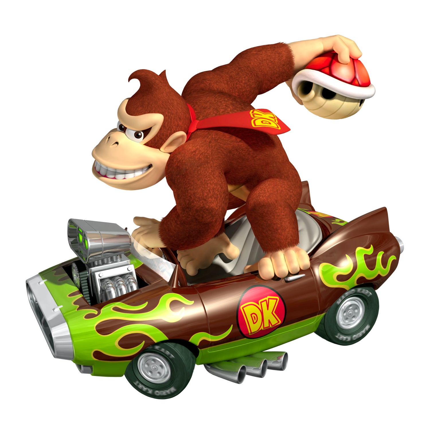 Mario Kart Games, Ranked In Order Of Difficulty