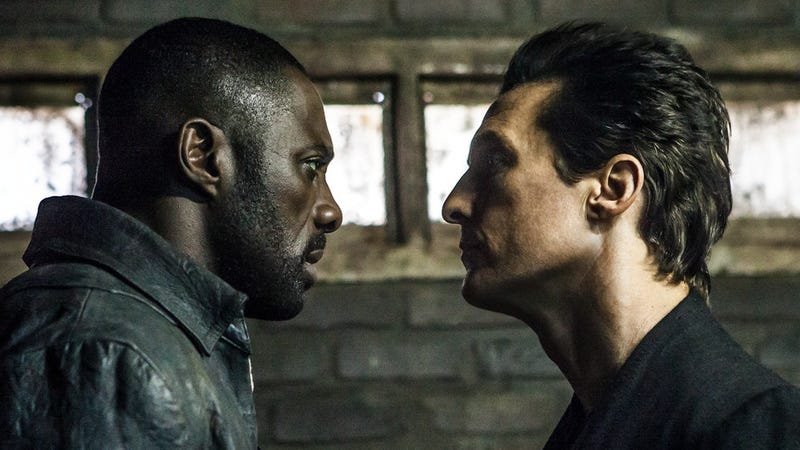 Roland and the Man in Black show down in The Dark Tower. All Images: Sony Pictures