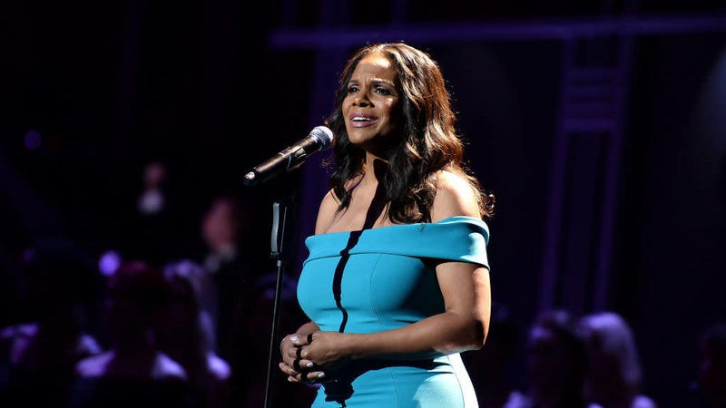 Audra McDonald performing in London, April 2017