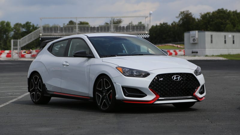 How The Hyundai Veloster N Became The New Office Favorite