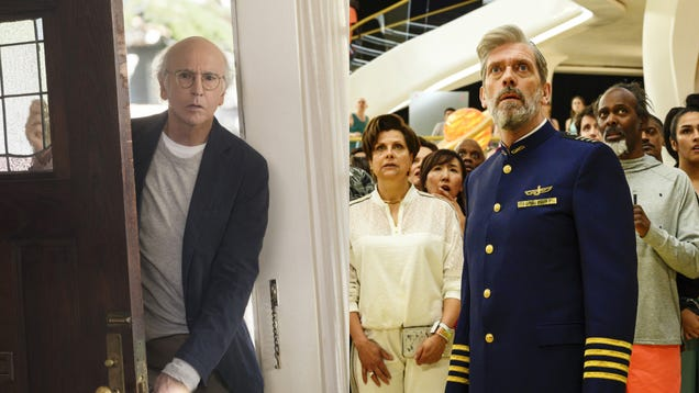 Curb Your Enthusiasm returns and Avenue 5 takes flight