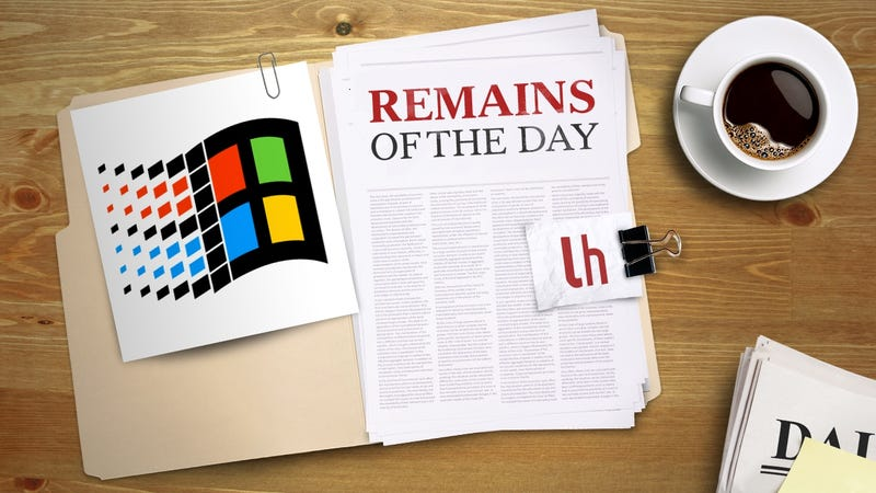 Illustration for article titled Remains of the Day: Windows Desktop Apps Are Finally Coming to the Windows Store