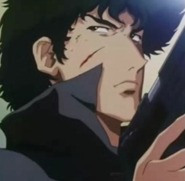 Illustration for article titled Neo Still Plans On Claiming Spike Spiegel Role