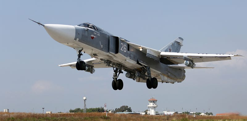 Russia's Involvement In Syria Proves That It's Far Behind The Western World