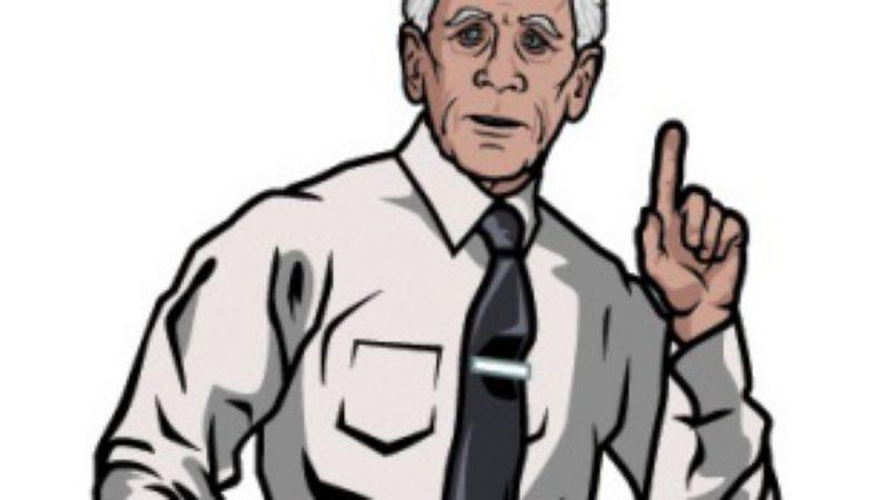 """Illustration for article titled Archer: """"Job Offer"""""""