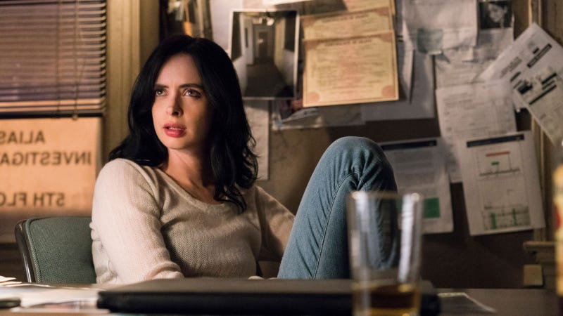 Illustration for article titled Netflix Kills Jessica Jones