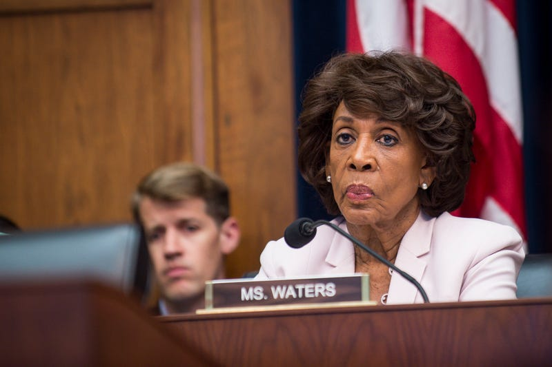 Illustration for article titled Hack 'Journalist' Files Assault Charges Against Maxine Waters