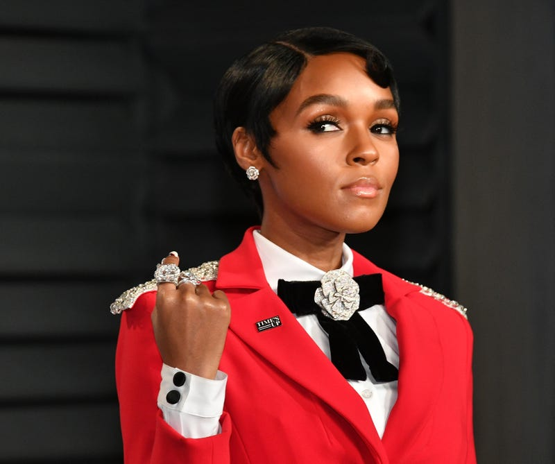 Illustration for article titled Janelle Monáe Confirms She's a 'Queer Black Woman in America'
