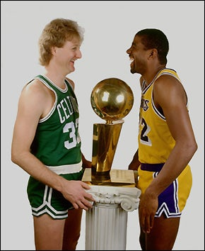 Illustration for article titled Celtics-Lakers To Decide Which Is The Best Franchise Ever Of The 2009-10 Season