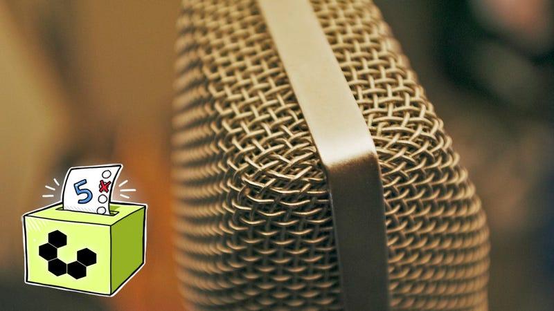 Illustration for article titled Five Best Desktop Microphones