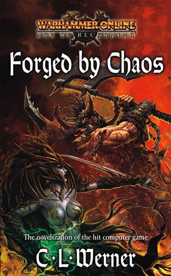 Illustration for article titled Forged By Chaos Explores The Darker Side Of Warhammer Online