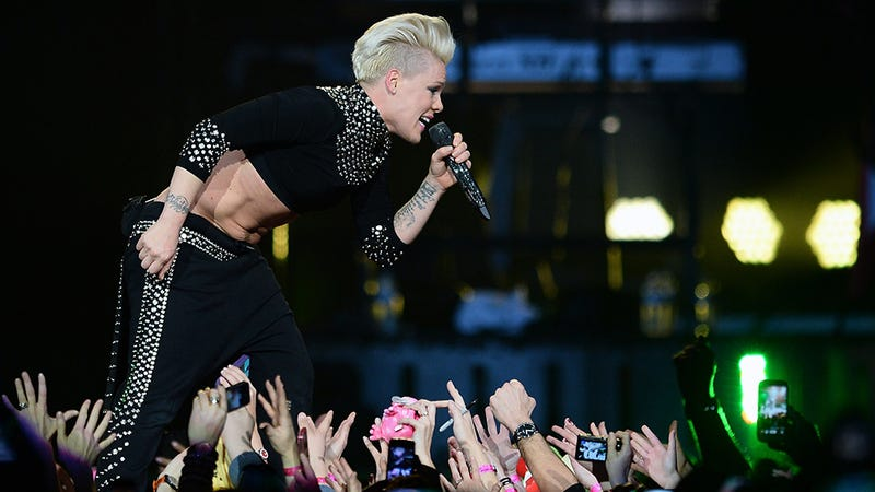 Illustration for article titled Subjecting Children to P!nk Not a Sign Of Bad Parenting, Judge Rules