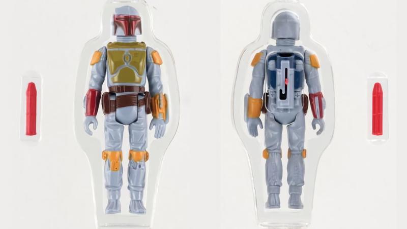 Illustration for article titled Alguien ha pagado casi 200.000 dólares por este juguete de Star Wars que nunca salió a la venta