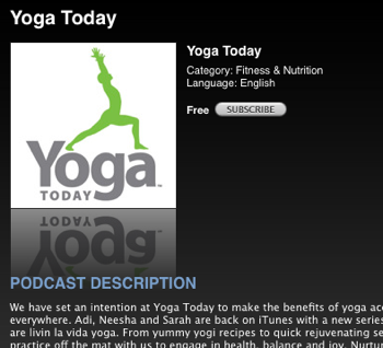 Illustration for article titled Replace Your Exercise DVDs with Workout Video Podcasts