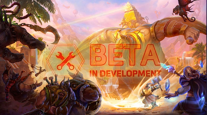 Illustration for article titled Heroes of the Storm: Closed Beta Starts January 13th