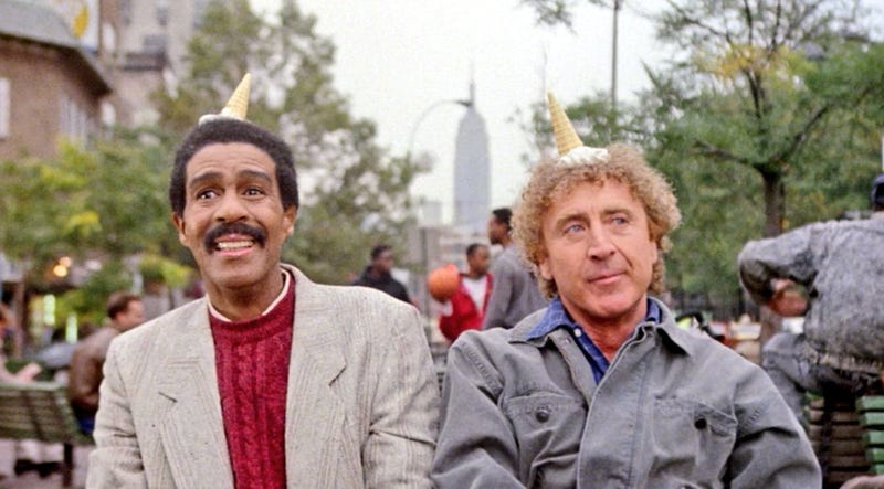 Richard Pryor and Gene Wilder in See No Evil, Hear No EvilSony
