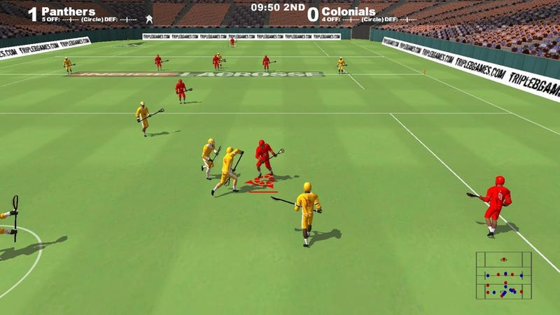 Illustration for article titled EA Sports Would Consider Publishing an Indie Game