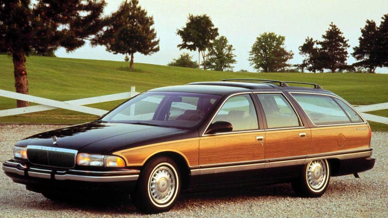 Illustration for article titled GM Exec Wants A 'Contemporary Wagon' For America – Whatever That Is