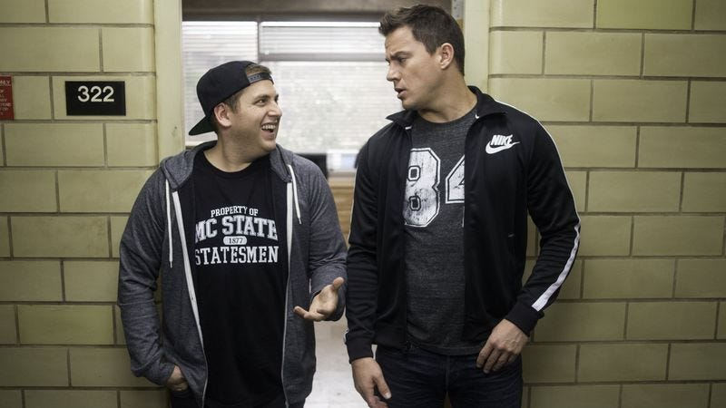 Illustration for article titled 22 Jump Street is a sequel about sequels
