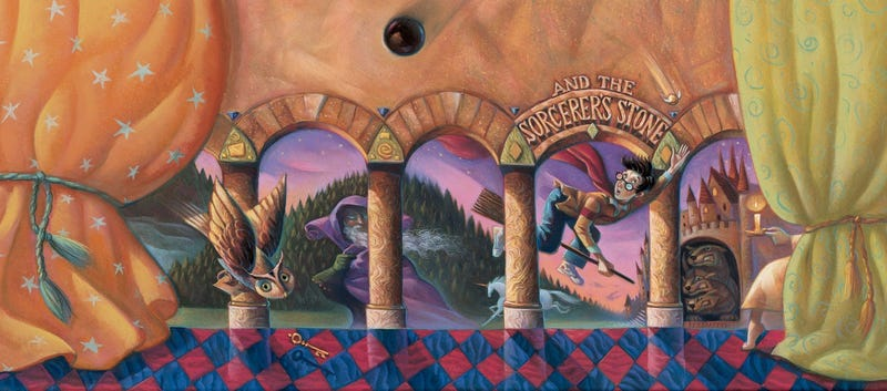Illustration for article titled The 'Harry Potter Effect': Books for Young Readers Got 115 Percent Longer inthe Past Decade