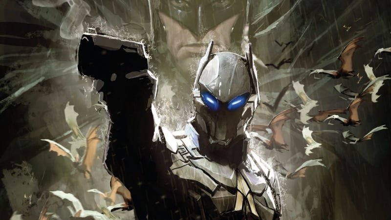Image result for Arkham Knight