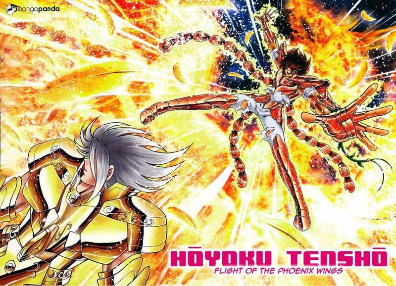 Illustration for article titled Saint Seiya Next Dimension comes back on December!
